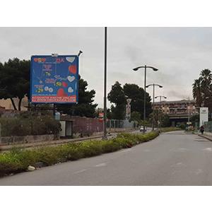 Corso Carlo Marx direzione Catania Misterbianco 6x6