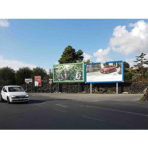 Uscita Centro Commerciale Le Ginestre Tremestieri Etneo 6x3