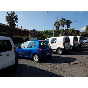 VIA DEL PARCO FRONTE CHIOSCO CANALICCHIO 140x200