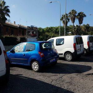 VIA DEL PARCO FRONTE CHIOSCO CANALICCHIO