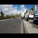 Via Magna Grecia direzione Piazza Tivoli – Canalicchio