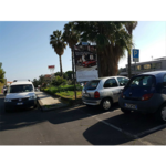 Via Trinacria fronte Parcheggio – Canalicchio