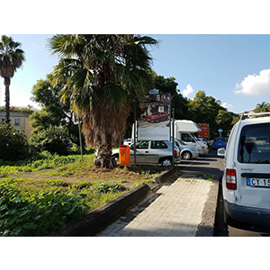VIA TRINACRIA FRONTE PARCO CANALICCHIO 140x200