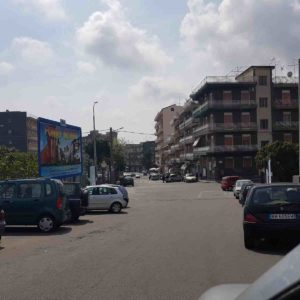 Via Filippo Montesi Aci Catena Catania Cartelloni Pubblicitari