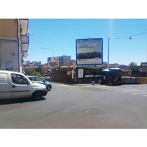 Via Passo Gravina Angolare Catania 6x6
