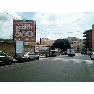 Via Passo Gravina Catania 6x6