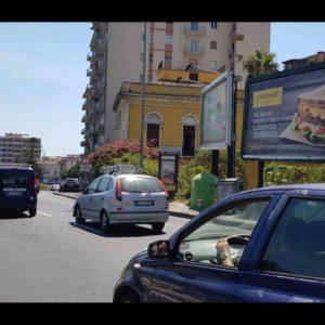 Cartellone Pubblicitario 6x3 mt Viale Andrea Doria Catania