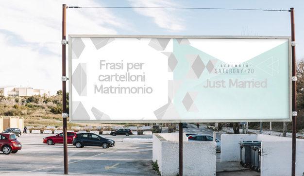 Frasi-per-cartelloni-Matrimonio