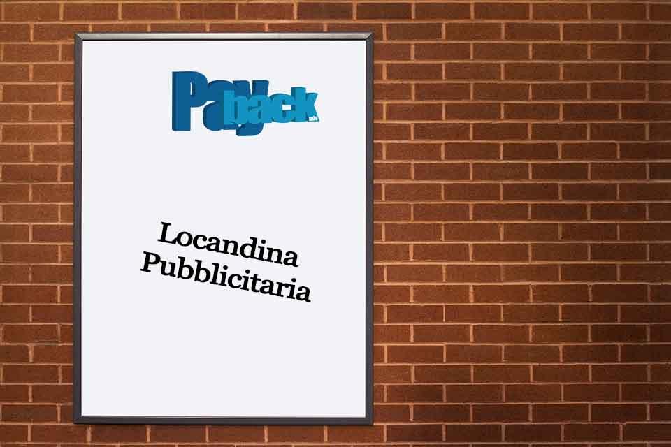 Locandine Pubblicitarie