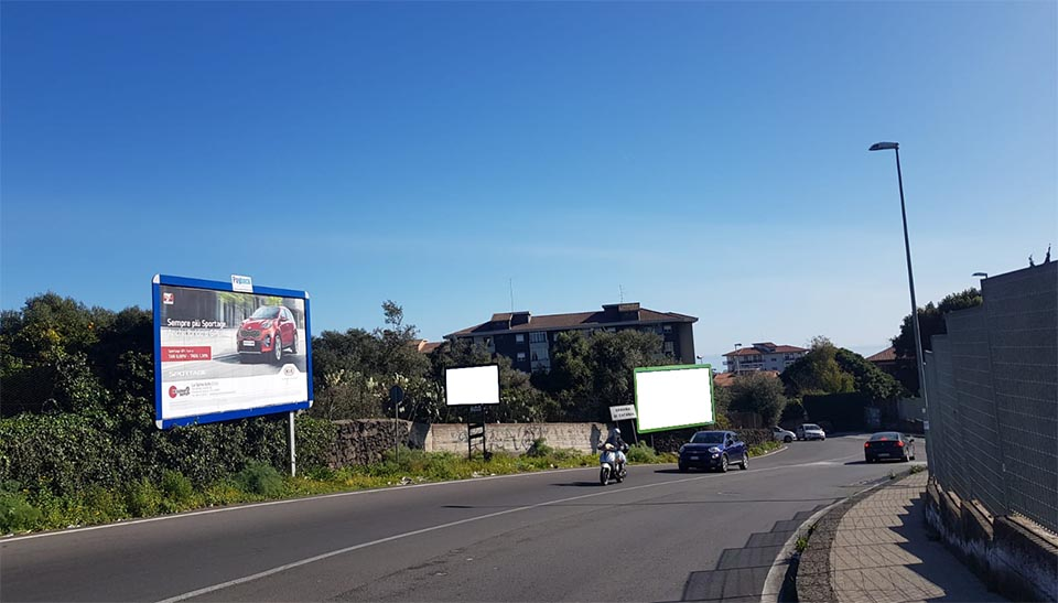 Via Carrubella - Catania