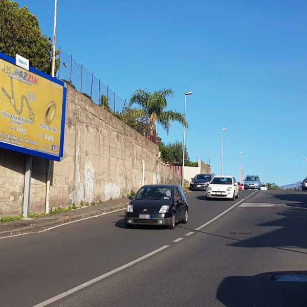 Via San Paolo – Gravina di Catania