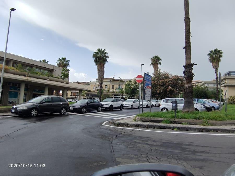 Piazza Tivoli fronte Parco – Canalicchio
