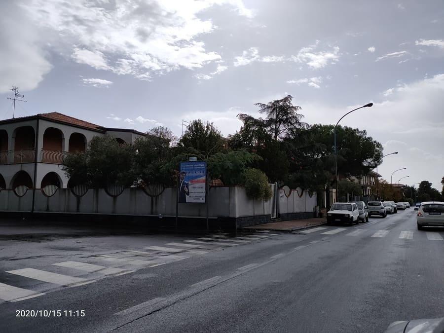 Via Antonio di San Giuliano direzione Via San Paolo – Sant'Agata Li Battiati