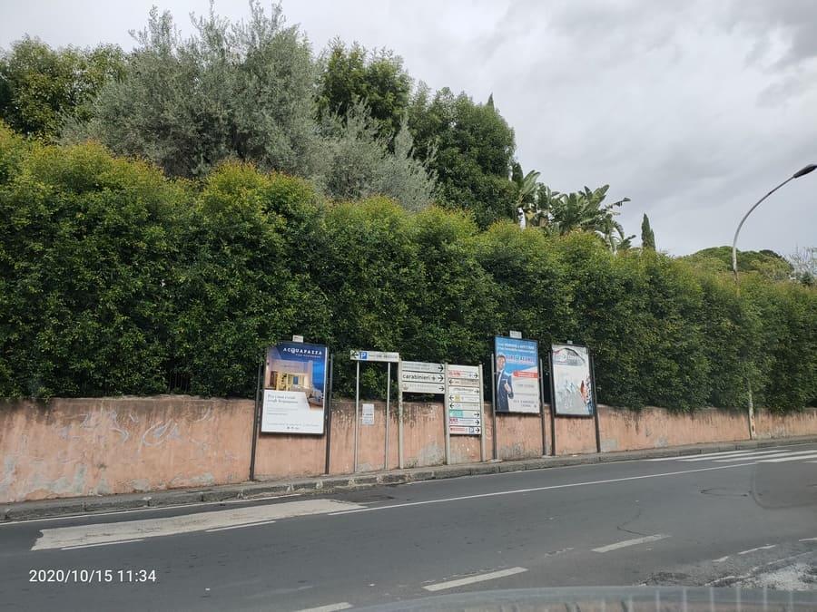 Via Barriera del Bosco Fronte Via Lo Jacono – Sant'Agata Li Battiati