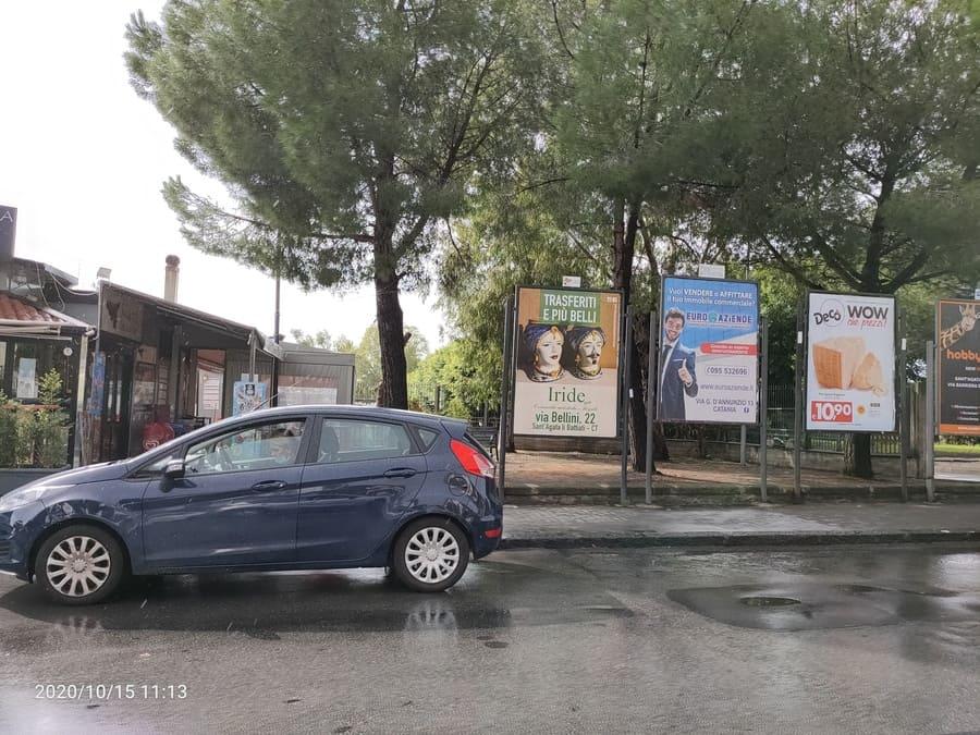 Via Bellini – Sant'Agata Li Battiati