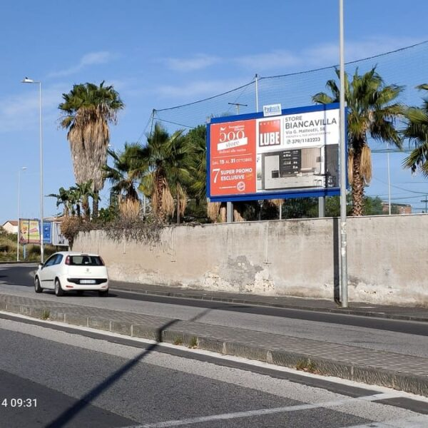 Via Francesco Miceli – Catania