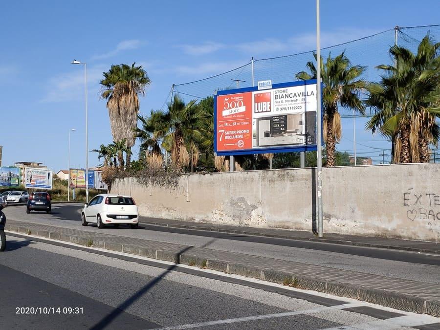 Via Francesco Miceli - Catania