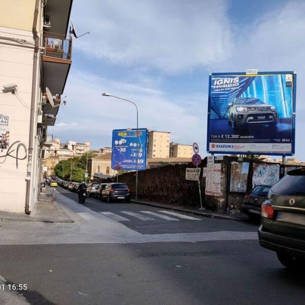 Via Passo Gravina Angolare – Catania