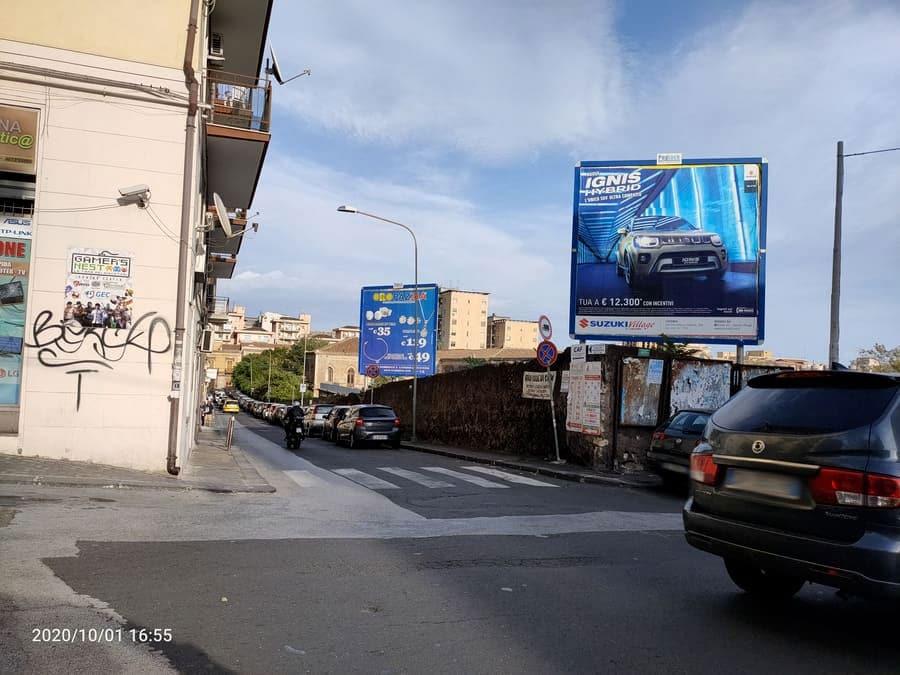 Via Passo Gravina Angolare - Catania