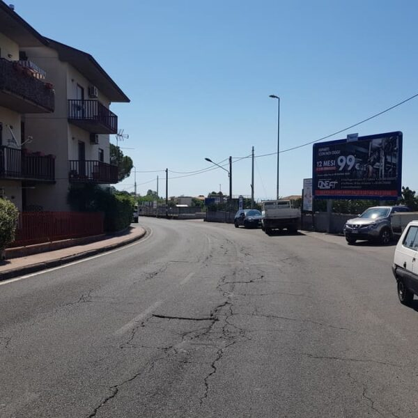 Via Roma – Mascalucia