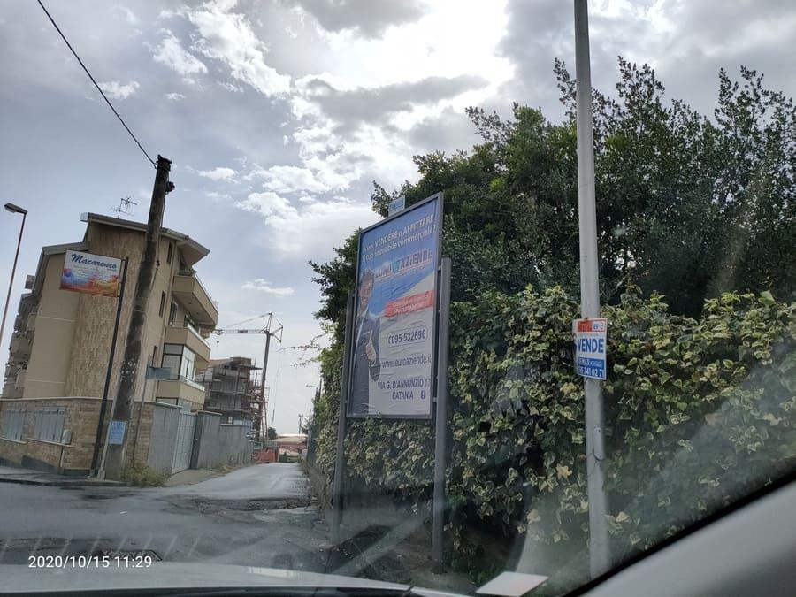 Via San Paolo angolo Via Gramsci – Gravina di Catania